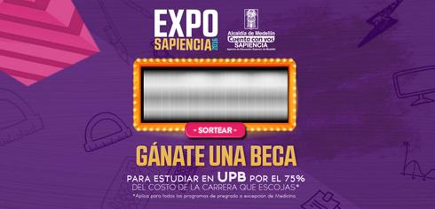 Sorteador Exposapiencia 2016