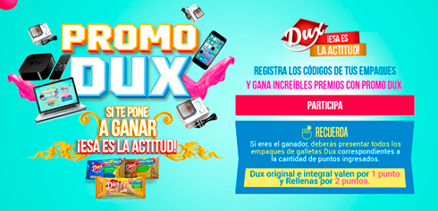 Dux Promo 2017
