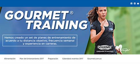 Gourmet Training